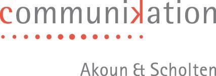 communikation Akoun & Scholten